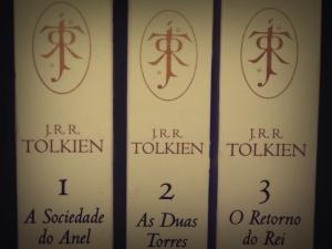 Poesia: Bilbo para Aragorn, no Conselho de Elrond em O Senhor dos Anéis - A Sociedade do Anel